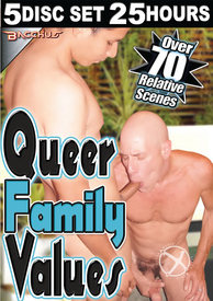 25hr Queer Family Value {5 Disc Set}